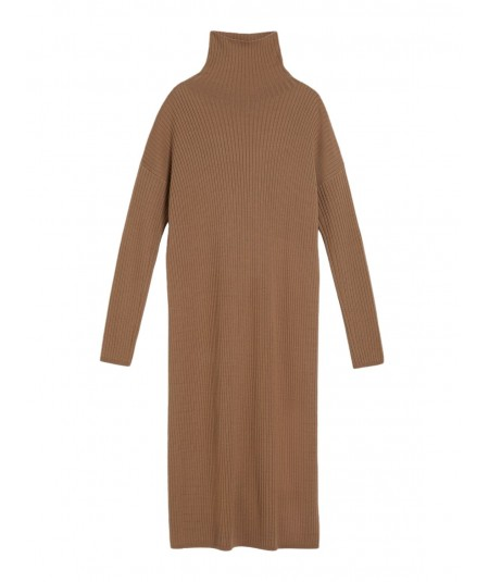 VICINO Dress BROWN
