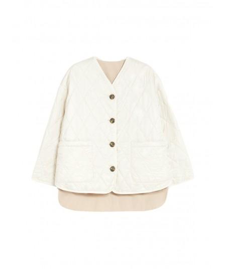 AQUILA Short Padded Coat